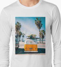 Combi van surf Long Sleeve T-Shirt