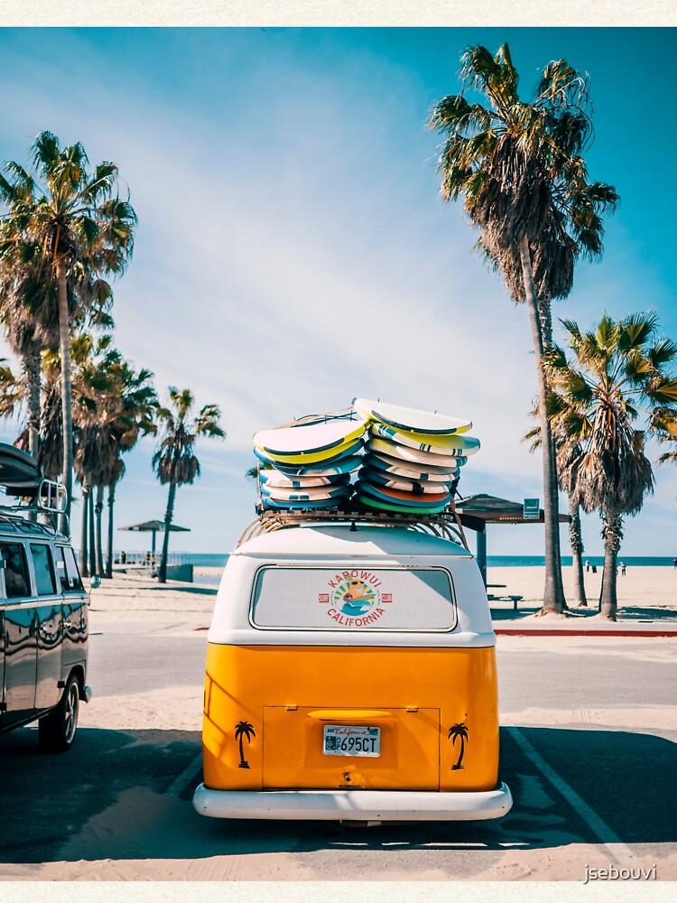 Combi van surf by jsebouvi