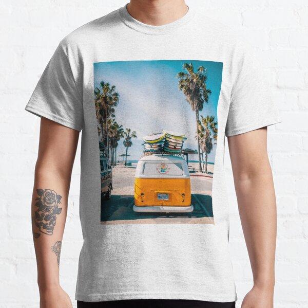 Combi van surf Classic T-Shirt
