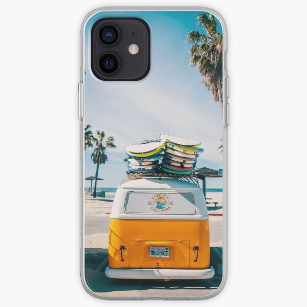 Combi van surf Coque souple iPhone