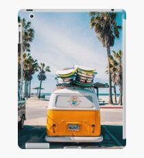Vinilo o funda para iPad Combi van surf