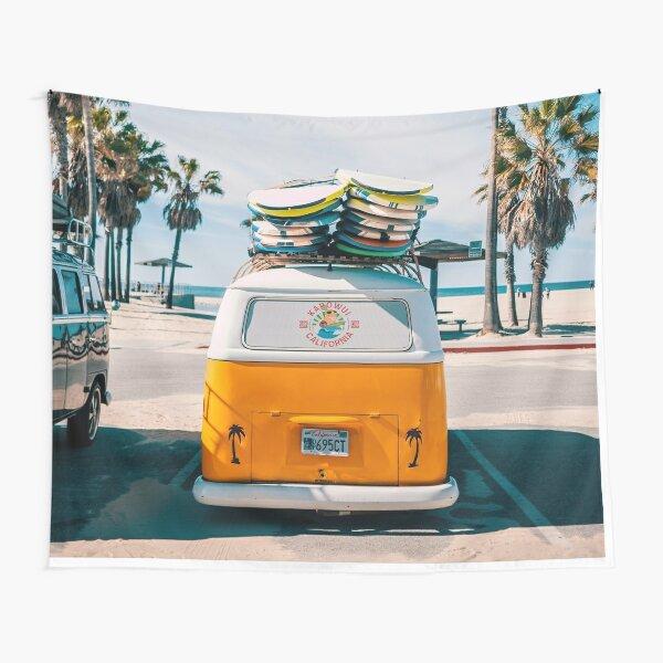Combi van surf Tapestry