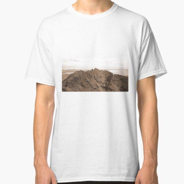 Sgurr Alasdair Across Coire Lagan Classic T-Shirt