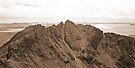 Sgurr Alasdair Across Coire Lagan by ScotLandscapes