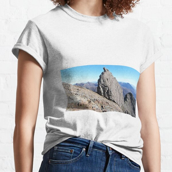The Inaccessible Pinnacle, Sgurr Dearg Classic T-Shirt