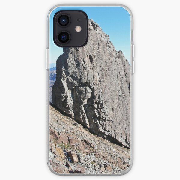 The Inaccessible Pinnacle, Sgurr Dearg iPhone Soft Case