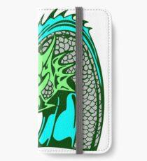 Japanese Dragon - Tatsu iPhone Wallet/Case/Skin
