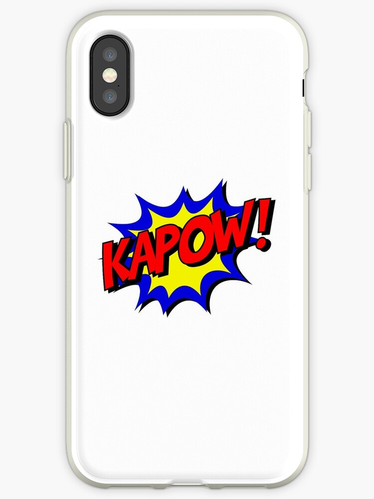 Wish You Were Here Batman Superman iphone case