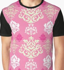 Multicoloured Damask Two Graphic T-Shirt