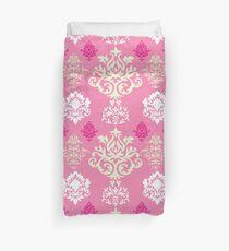 Multicoloured Damask Two Duvet Cover