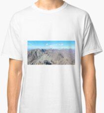 The Black Cuillin From Sgurr Alasdair Classic T-Shirt
