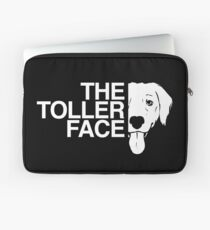 Novia Scotia Duck Tolling Retriever The Toller Face  Laptop Sleeve