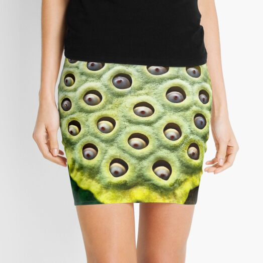 Here's Looking at You!  Mini Skirt