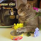 GREEN EYES by 3DOGNIGHT