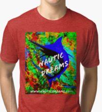Nautic Dreams  Tri-blend T-Shirt