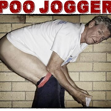 poo jogger by atomtan
