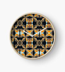 Kaleidoscope Clock