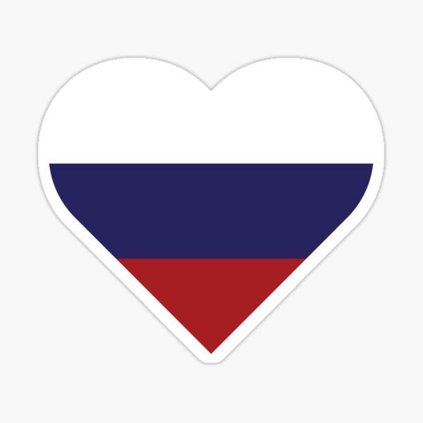 Decal USSR Sochi Russian Federation Flag Pride Olympics Sticker