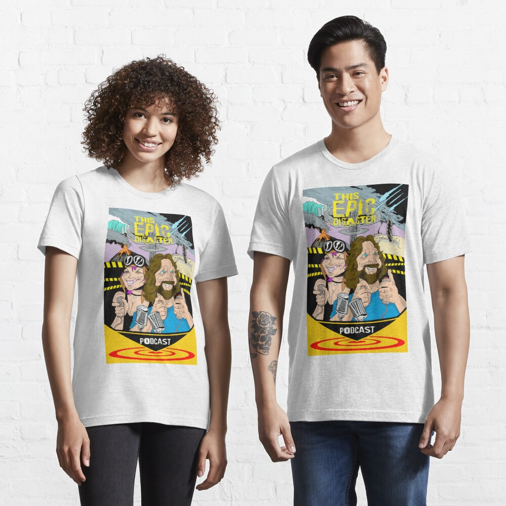 This Epic Disaster - Jay Hilgenfeld Illustration Essential T-Shirt