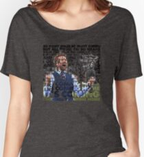 Football's Coming Home, Gareth Women's Relaxed Fit T-Shirt