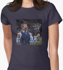 Football's Coming Home, Gareth Women's Fitted T-Shirt