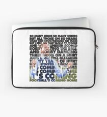 Football's Coming Home, Gareth Laptop Sleeve