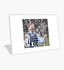 Football's Coming Home, Gareth Laptop Skin