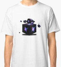 Fractal Cube Explosion Classic T-Shirt