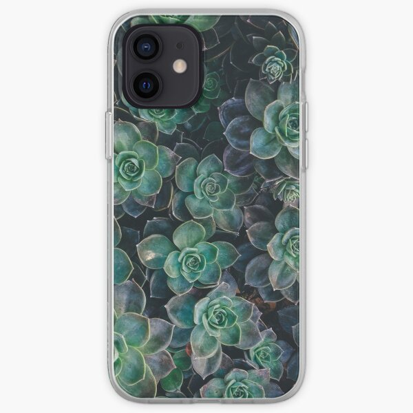 Succulent 7 iPhone Soft Case