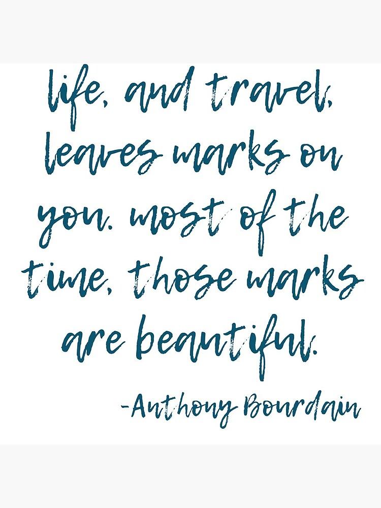 Marks - Anthony Bourdain by trudellj