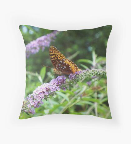 Great Spangle Throw Pillow