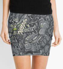 Conscious Discovery Mini Skirt