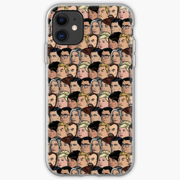 Kindness is totally cool iPhone 11 case