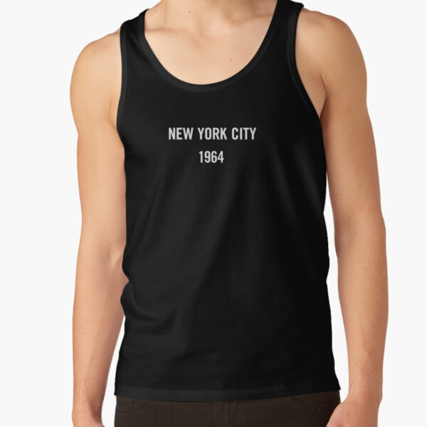 Raging Bull | New York City, 1964 Tank Top