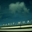 Manly Wharf by Route64