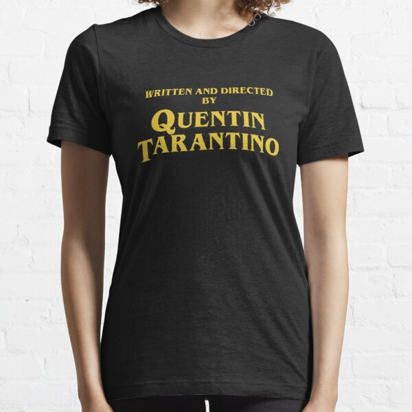 Inglourious Basterds | Written and Directed by Quentin Tarantino Essential T-Shirt