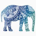 Blue Elephant by adjsr