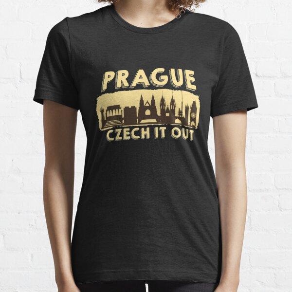 Prague Czech It Out  Essential T-Shirt