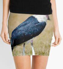 Marabou Storks Mini Skirt