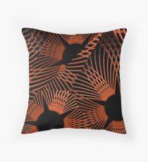 Kowabunga Throw Pillow