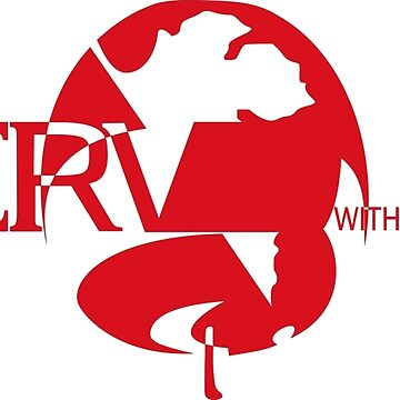 Evangelion Nerv Logo by marcusfpa