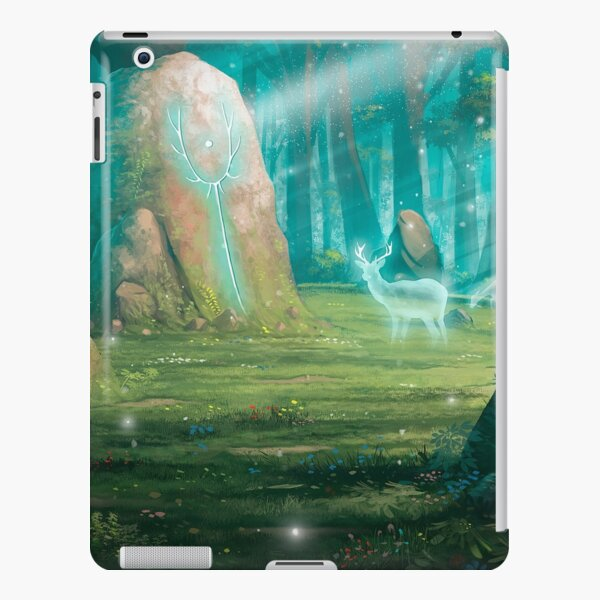 The rock of souls iPad Snap Case
