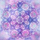 Daydream Mandala by Kelly Dietrich