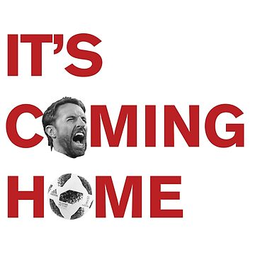 FOOTBALL IS COMING HOME by MacklinDocrt