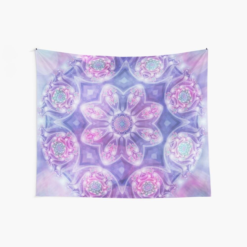 Daydream Mandala Wall Tapestry