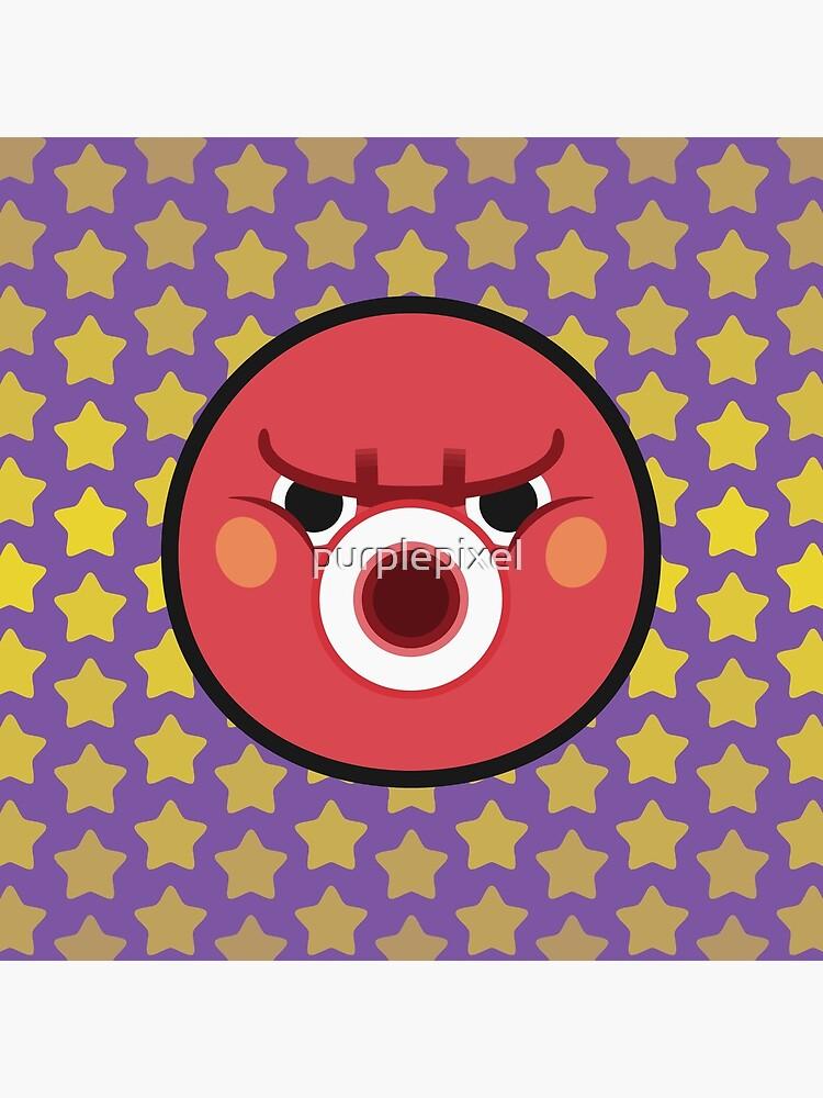 OCTAVIAN ANIMAL CROSSING by purplepixel