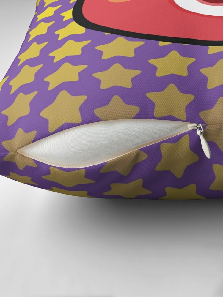 Alternate view of OCTAVIAN ANIMAL CROSSING Floor Pillow