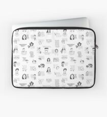 Gilmore Girls quotes Laptop Sleeve