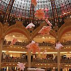 Spring in Paris: Galeries Lafayette by Elena Skvortsova