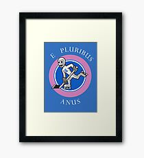 Greendale Hockey Club Framed Print
